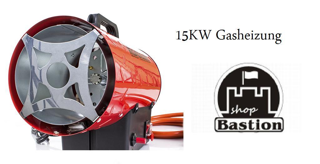 Gasheizgebläse 15kw Gasgebläse Gasheizer Ravanson Business & Industrie