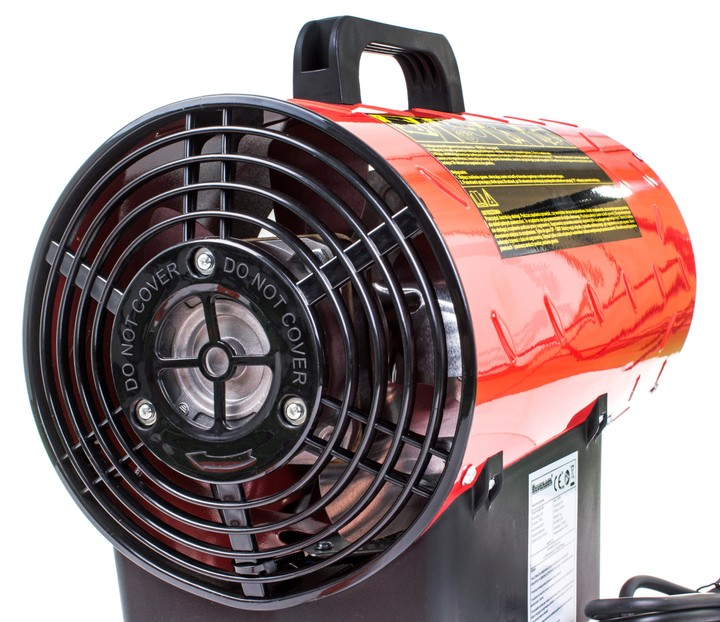 Gasheizgebläse 15kw Gasgebläse Gasheizer Ravanson Baustellengeräte & -ausrüstung