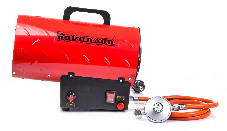 Heizgeräte Gasheizgebläse 15kw Gasgebläse Gasheizer Ravanson Haushaltsgeräte